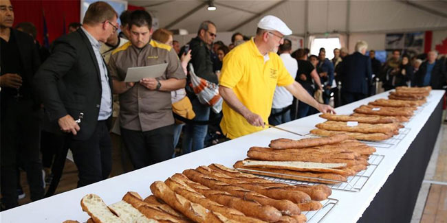 16 May - Bread Festival in France