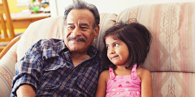 26 July - Grandparents Day in Honduras