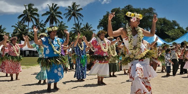 15 June - Mangaia Gospel Day