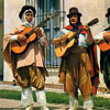 Minstrel Day in Argentina and Uruguay