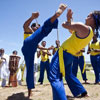 Capoeira Day in Brazil