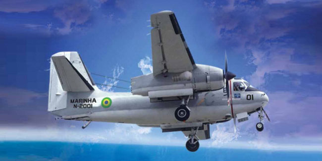 23 August - Brazilian Naval Aviation Day