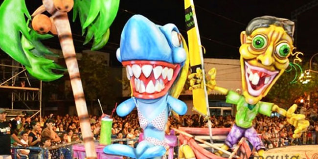 5 February - Handmade Carnival in Lincoln and Buenos Aires, Argentina