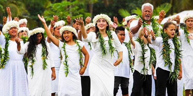 10 May - Gospel Day in Tuvalu