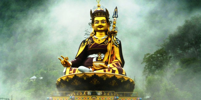 19 June - Birth Anniversary of Guru Rinpoche in Bhutan