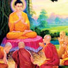 Buddha's First Sermon in Bhutan