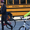 National Bike to School Day in USA