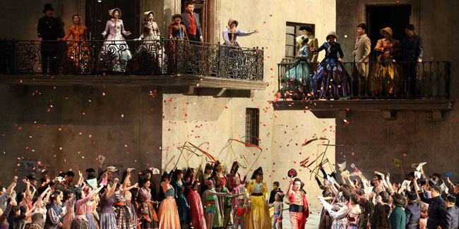 25 October - World Opera Day