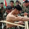 Armed Forces Day in Iraq