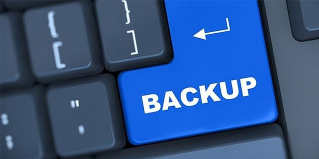 31 March - World Backup Day