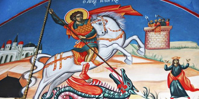 5 May - Feast of al-Khadr or Saint George