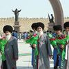 Memorial Day in Turkmenistan