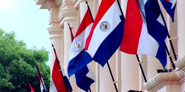 14 August - Paraguay Flag Day