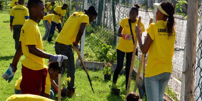 23 May - Labour Day in Jamaica
