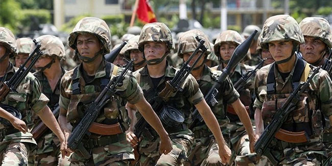 27 May - Armed Forces Day in Nicaragua
