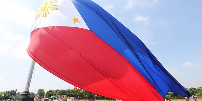 28 May - Flag Day in the Philippines
