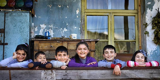 1 June - The Day of Protection of Children Rights in Armenia
