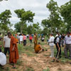 National Tree Planting Day in Cambodia