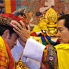 Coronation of King Jigme Singye Wangchuck in Bhutan