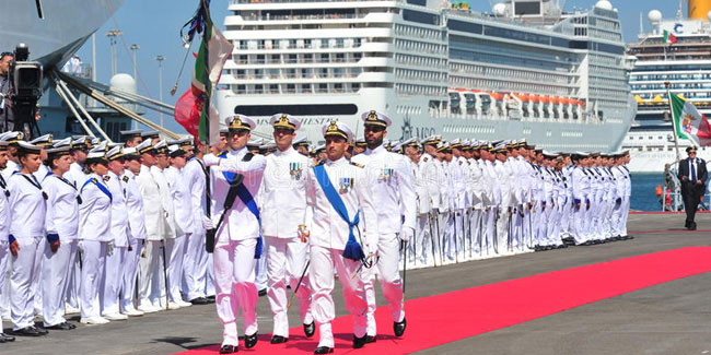 10 June - Navy Day in Italy