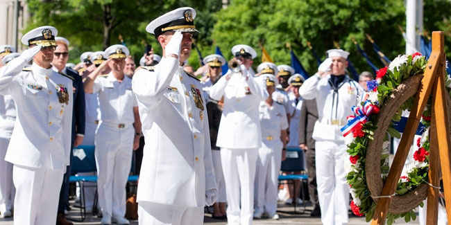 11 June - Brazilian Navy Commemorative Day in Brazil