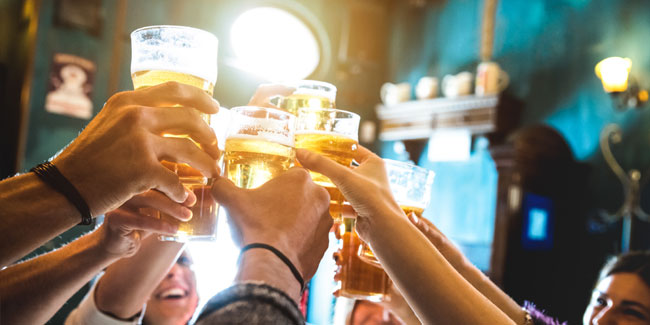 15 June - National Beer Day in United Kingdom