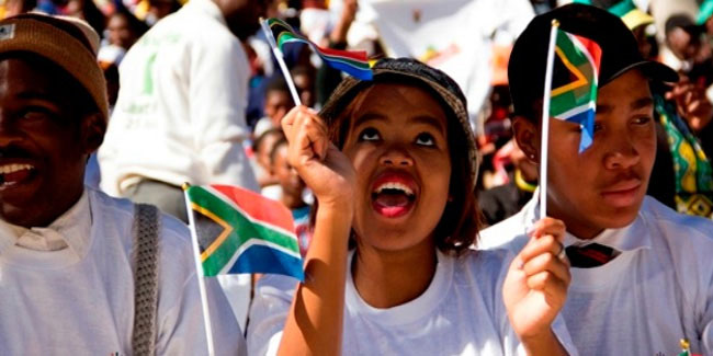 16 June - Youth Day in South Africa