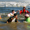 Polar Bear Swim Day or Polar Plunge Day