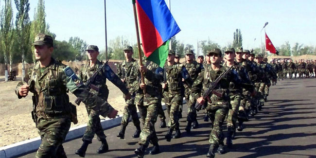 26 June - Army and Navy Day in Azerbaijan