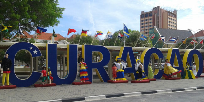 2 July - Curaçao Flag Day