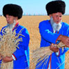 Galla Bayramy in Turkmenistan