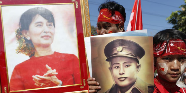 19 July - Martyrs' Day in Burma