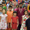 Racial Harmony Day in Singapore