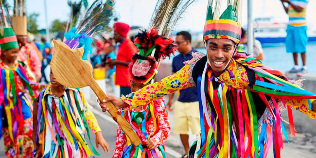 7 August - Emancipation Day on Saint Kitts and Nevis