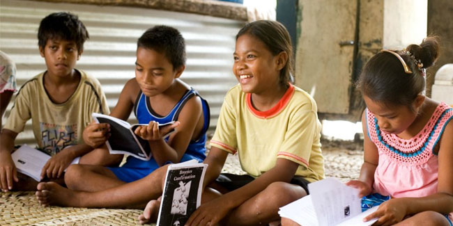 7 August - Youth Day in Kiribati