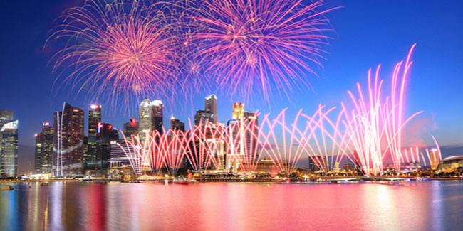 9 August - Singapore National Day