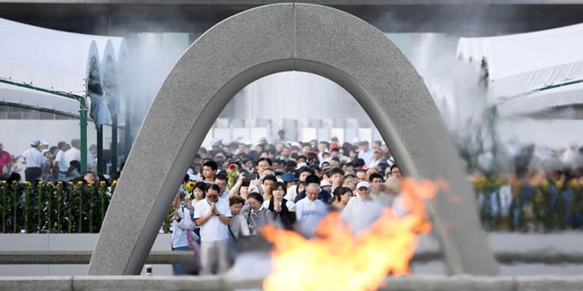 15 August - End-of-war Memorial Day in Japan
