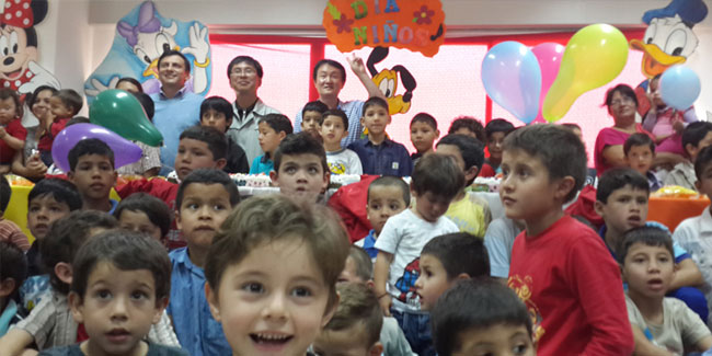 16 August - Children's Day in Paraguay