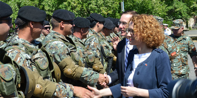 18 August - Armed Forces Day in Macedonia