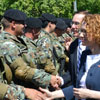 Armed Forces Day in Macedonia