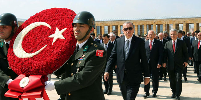 30 August - Victory Day in Turkey