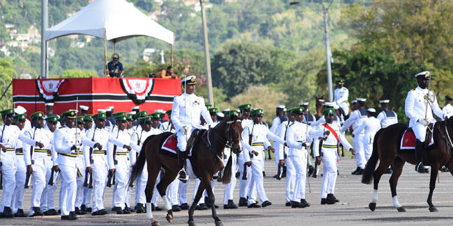 31 August - Trinidad and Tobago Independence Day