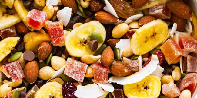 31 August - National Trail Mix Day