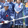 Disaster Prevention Day in Japan