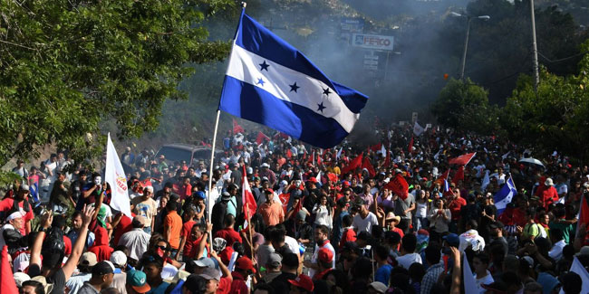 1 September - Flag Day in Honduras