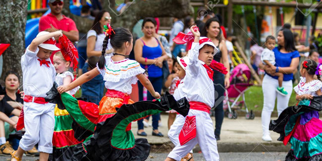 9 September - Children's Day in Costa Rica