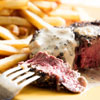 "National Steak Au Poivre Day and National ""I Love Food"" Day in United States"
