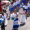 Independence Day in El Salvador, Honduras, Nicaragua, Guatemala and Costa Rica