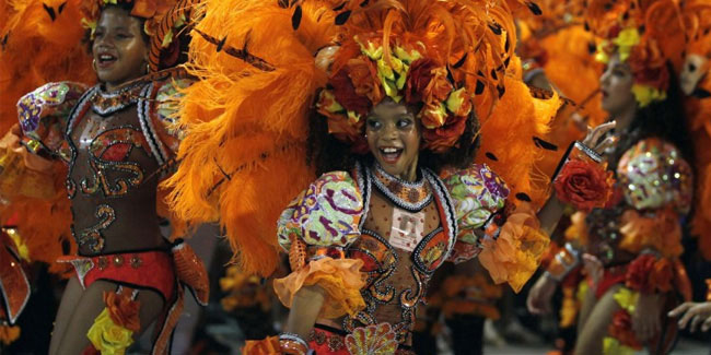 2 January - The first day of the Carnival of Riosucio