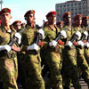 Victory of Armed Forces Day in Cuba
